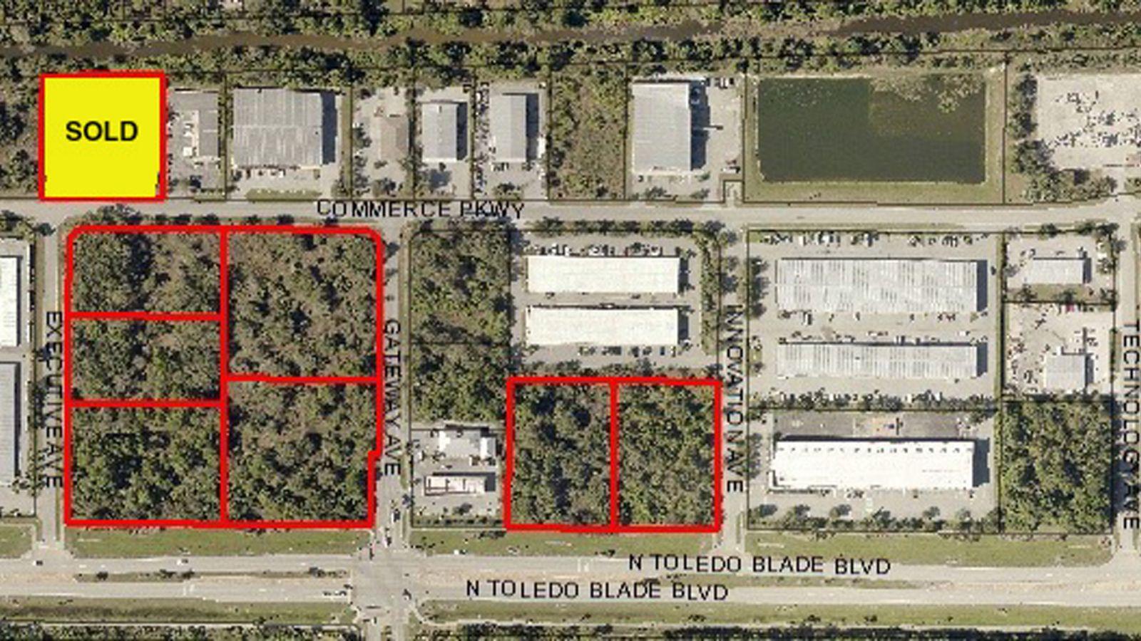 North Port Development Opportunity Harshmanrealestatecom - Florida map north port
